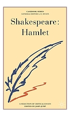 "Shakespeare: ""Hamlet"" a casebook : [a selection of critical essays]"