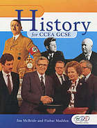 History for CCEA GCSE
