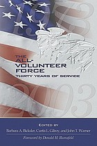 The all-volunteer force : thirty years of service