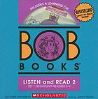 Bob Books listen and read 2