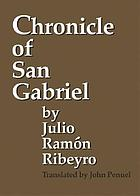 Chronicle of San Gabriel