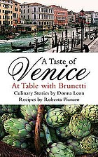 A taste of Venice : at table with Brunetti
