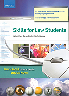 Skills for law students