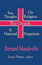 Free thoughts on religion, the Church & national happiness