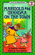 Marigold and Grandma on the town