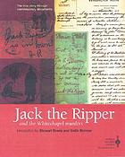 Jack the Ripper and the Whitechapel Murders