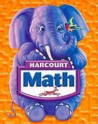 Harcourt math.