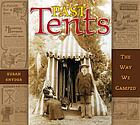 Past tents : the way we camped