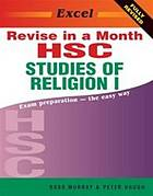 Revise in a month HSC studies of Religion 1