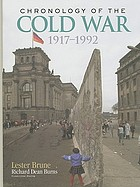 Chronology of the Cold War, 1917-1992