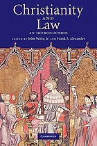 Christianity and law : an introduction