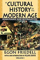 A cultural history of the modern age; the crisis of the European soul from the black death to the world war