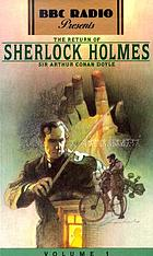 The return of Sherlock Holmes volume 1