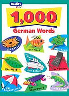 1, 000 German words