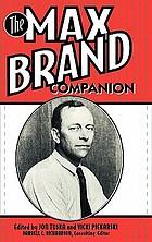 The Max Brand companion