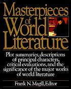Masterpieces of world literature in digest form