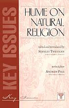 Hume on natural religion
