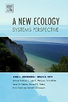 A new ecology : systems perspective