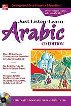 Just listen 'n learn Arabic