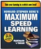 Speed Reading Howard Berg Pdf Download