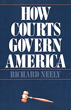 How courts govern America