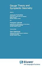 Gauge theory and symplectic geometry