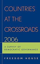 Countries at the crossroads : a survey of democratic governance