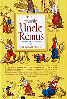 Uncle Remus : his songs and his sayings