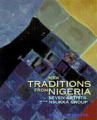 New traditions from Nigeria : seven artists of the Nsukka group