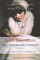 Irish literature, the nineteenth century. vol. I
