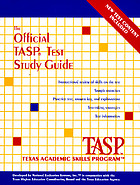 TASP : the official TASP Test study guide