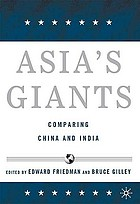 Asia's giants : comparing China and India