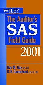 The auditor's SAS field guide 2001