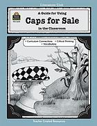 A guide for using Caps for sale in the classroom : based on the book written by Esphyr Slobodkina