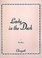 Lady in the dark : musical play