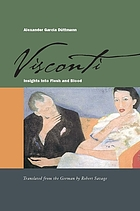 Visconti : insights into flesh and blood