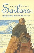 Sailors : English merchant seamen, 1650-1775