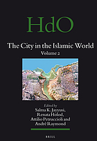 The city in the Islamic world