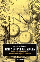 Time's purpled masquers : stars and the afterlife in Renaissance English literature