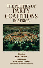 The politics of party coalitions in Africa