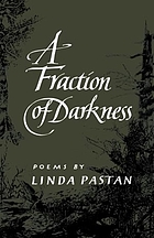 A fraction of darkness : poems