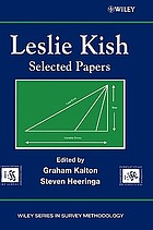 Leslie Kish : selected papers