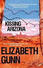 Kissing Arizona : a Sarah Burke mystery