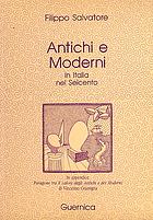Antichi e moderni in Italia nel Seicento
