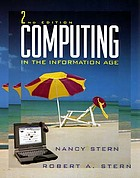 Computing in the information age