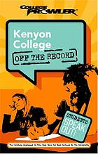 Kenyon College : Gambier, Ohio
