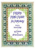 French piano music : an anthology