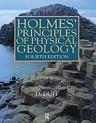 Principles of physical geology