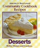 Better homes and gardens Desserts