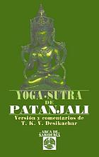 Patañjali's yogasutras : an introduction